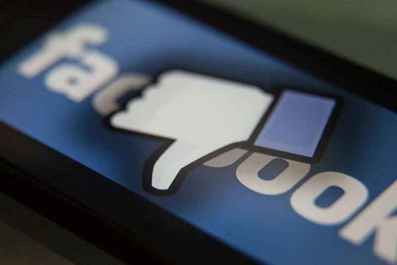Facebook Veri Silme Aracı